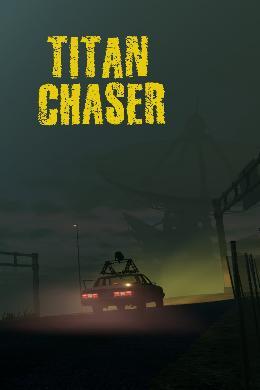Carátula de Titan Chaser para Xbox