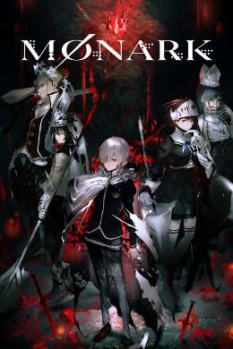 Carátula de MONARK para PlayStation 4