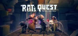 Carátula de A Rat's Quest: The Way Back Home para PC