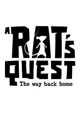 Carátula de A Rat's Quest: The Way Back Home para PlayStation 4