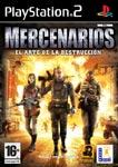 Car�tula de Mercenarios: El Arte de la Destrucci�n para PlayStation 2