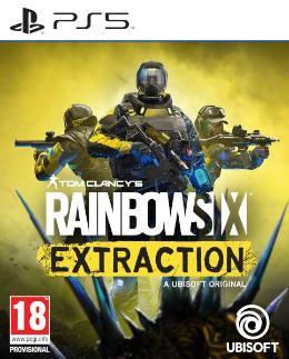 Carátula de Tom Clancy's: Rainbow Six Extraction para PlayStation 5