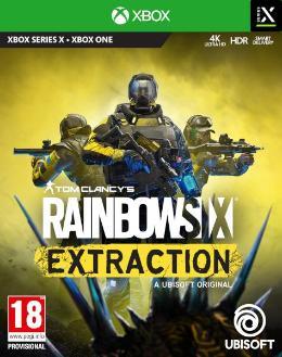 Carátula de Tom Clancy's: Rainbow Six Extraction para Xbox