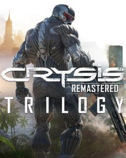 Carátula de Crysis Remastered Trilogy para PC