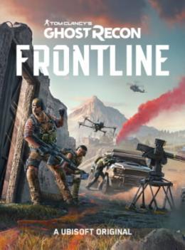 Carátula de Tom Clancy's Ghost Recon Frontline para Xbox