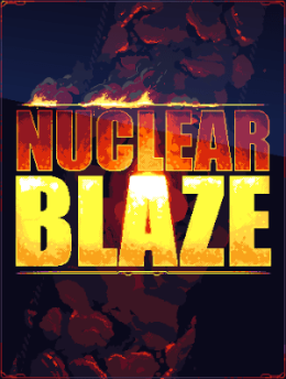 Carátula de Nuclear Blaze para PC