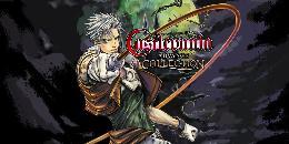 Carátula de Castlevania Advance Collection para Nintendo Switch