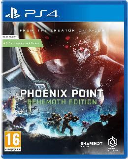 Carátula de Phoenix Point - Behemoth Edition para PlayStation 4