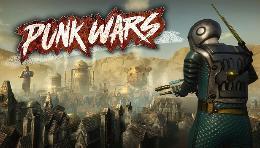 Carátula de Punk Wars