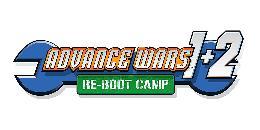 Carátula de Advance Wars 1+2: Re-Boot Camp