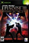 Carátula de Star Wars Episodio III: La Venganza de los Sith para Xbox