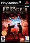 Carátula de Star Wars Episodio III: La Venganza de los Sith para PlayStation 2