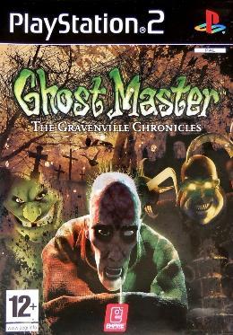 Carátula de Ghost Master: The Gravenville Chronicles para PlayStation 2