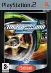 Carátula de Need For Speed Underground 2 para PlayStation 2