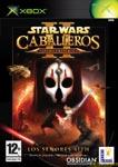 Carátula de SW: Caballeros de la Antigua República 2 - Los Señores Sith para Xbox Classic