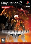 Carátula de Zone of the Enders: The 2nd Runner para PlayStation 2
