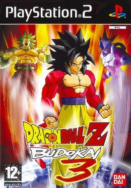 Carátula de Dragon Ball Z: Budokai 3 para PlayStation 2