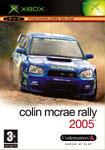 Carátula de Colin McRae Rally 2005 para Xbox