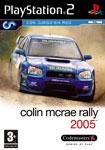 Car�tula de Colin McRae Rally 2005 para PlayStation 2