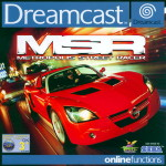 Carátula de Metropolis Street Racer para Dreamcast