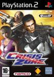 Carátula de Crisis Zone para PlayStation 2