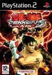 Carátula de Tekken 5 para PlayStation 2