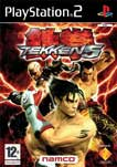 Car�tula de Tekken 5 para PlayStation 2