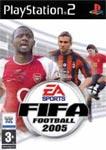 Carátula de FIFA Football 2005 para PlayStation 2