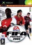 Carátula de FIFA Football 2005 para Xbox Classic