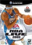 Carátula de NBA Live 2005 para GameCube