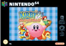 Carátula de Kirby 64: The Crystal Shards para Nintendo 64