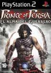 Car�tula de Prince of Persia: El Alma del Guerrero para PlayStation 2