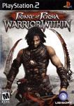 Carátula o portada EEUU del juego Prince of Persia: El Alma del Guerrero para PlayStation 2