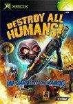 Carátula de Destroy All Humans! para Xbox