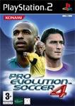 Carátula de Pro Evolution Soccer 4 para PlayStation 2