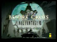 Car�tula de Final Fantasy VII: Before Crisis