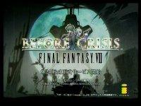 Carátula de Final Fantasy VII: Before Crisis