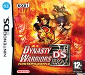 Carátula de Dynasty Warriors DS Fighter's Battle para Nintendo DS