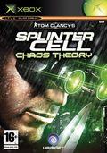 Carátula de Splinter Cell: Chaos Theory para Xbox Classic
