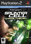 Carátula de Splinter Cell: Chaos Theory para PlayStation 2