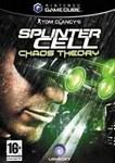Carátula de Splinter Cell: Chaos Theory para GameCube