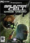 Carátula de Splinter Cell: Chaos Theory para PC