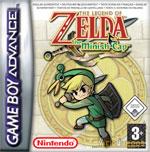 Carátula de The Legend of Zelda: The Minish Cap para Game Boy Advance