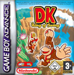Carátula de Donkey Kong: King of Swing