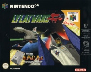 Carátula de Lylat Wars para Nintendo 64