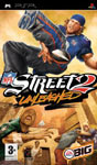Carátula de NFL Street 2 Unleashed para PlayStation Portable