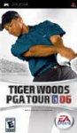 Carátula de Tiger Woods PGA TOUR 06 para PlayStation Portable