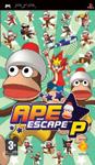 Carátula de Ape Escape P