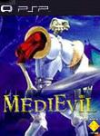 Carátula o portada No oficial (Montaje) del juego Medievil Resurrección para PlayStation Portable