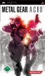 Carátula de Metal Gear Ac!d para PlayStation Portable